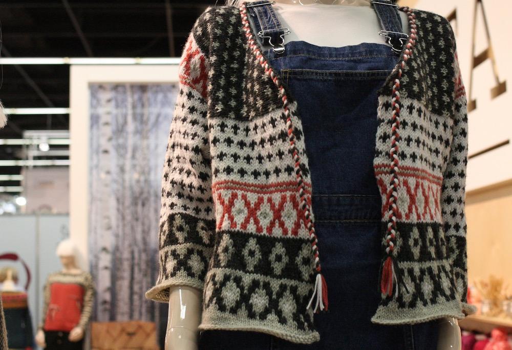H+H Cologne Novita knits