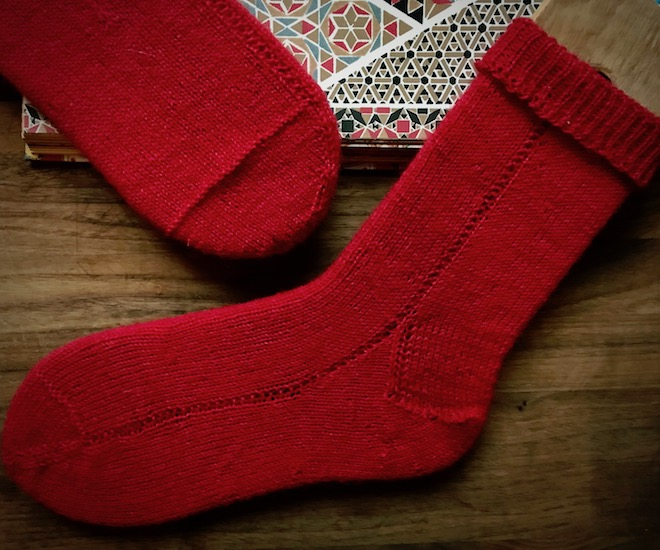 Chili Vanilla Socks