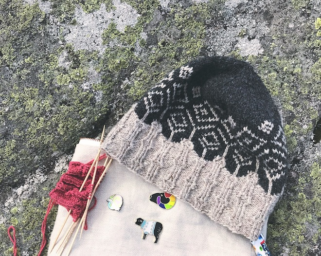 Mimi Mütze - eine Strickanleitung